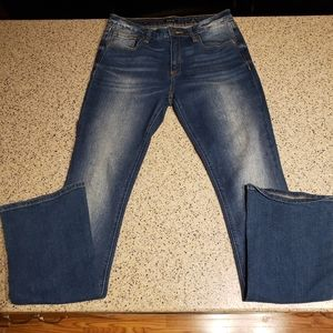 Miss Me SZ 29 Flared Bootcut Jeans